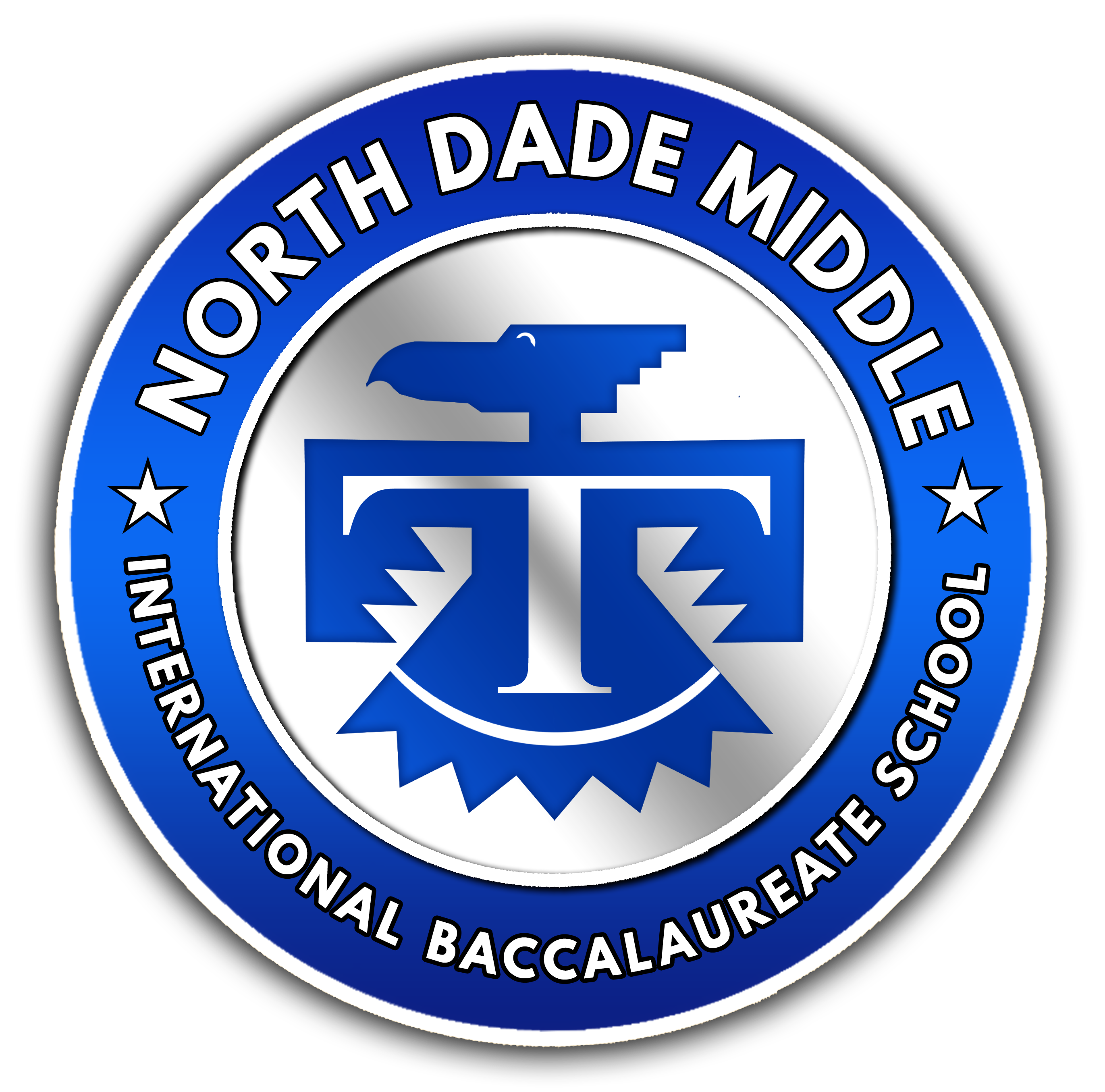 north dade middle round seal