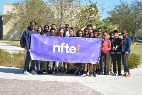 NFTE Group Pic